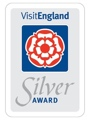 Silver award for bed and breakfast in York